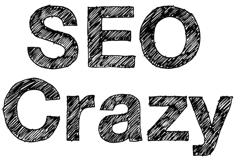 SEO Crazy Logo